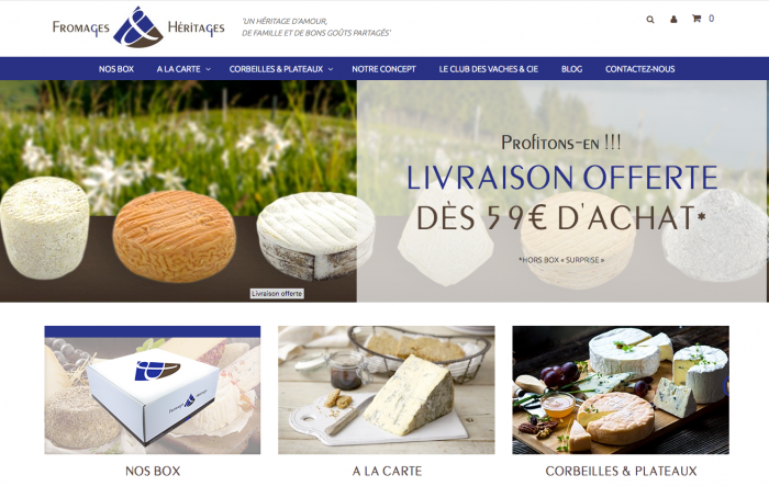 fromage heritage